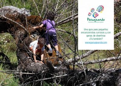 Colaboramos con Paisajeando, senderismo en familia por Andalucia
