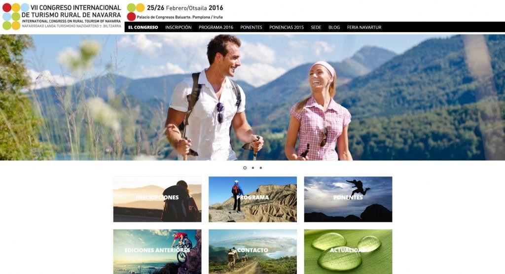 Congreso de Turismo Rural en Navarra