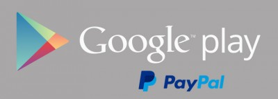 Pay Pal regala 3€ para gastar en Google Play