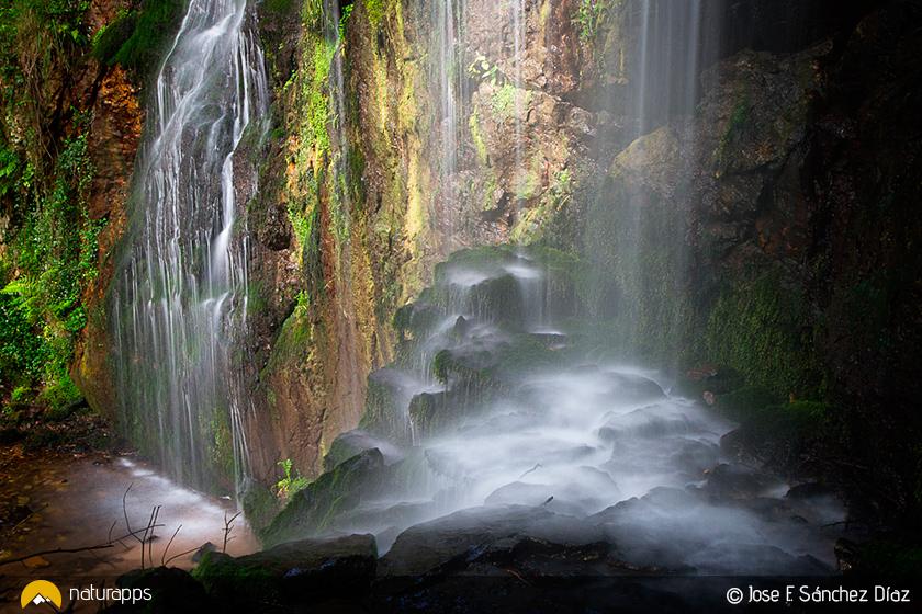 Las Cascadas de Guanga