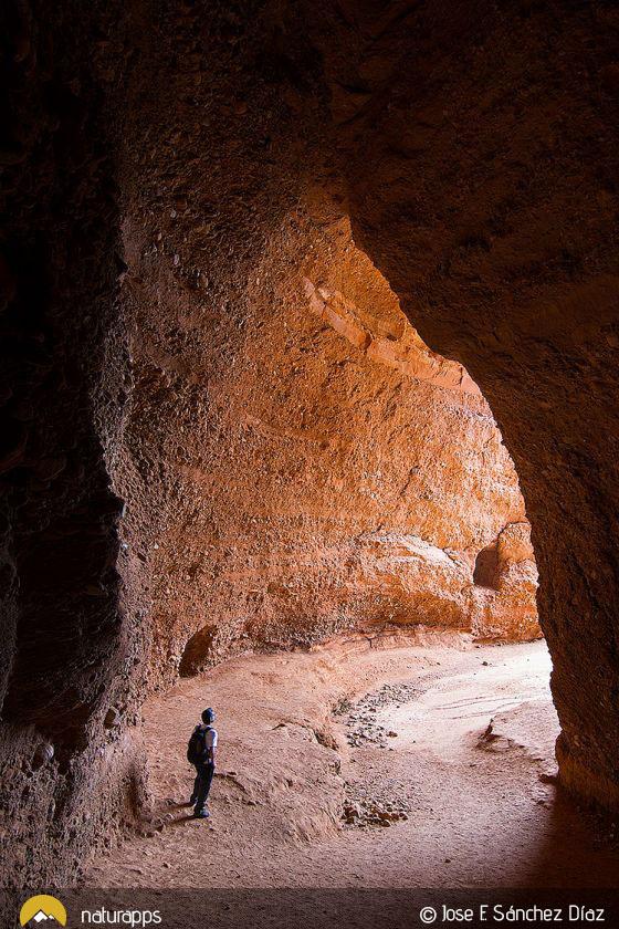 Las minas romanas de Las Médulas