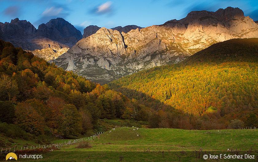 Majada de Vegabaño, una ruta sencilla en un lugar mágico de Los Picos de Europa