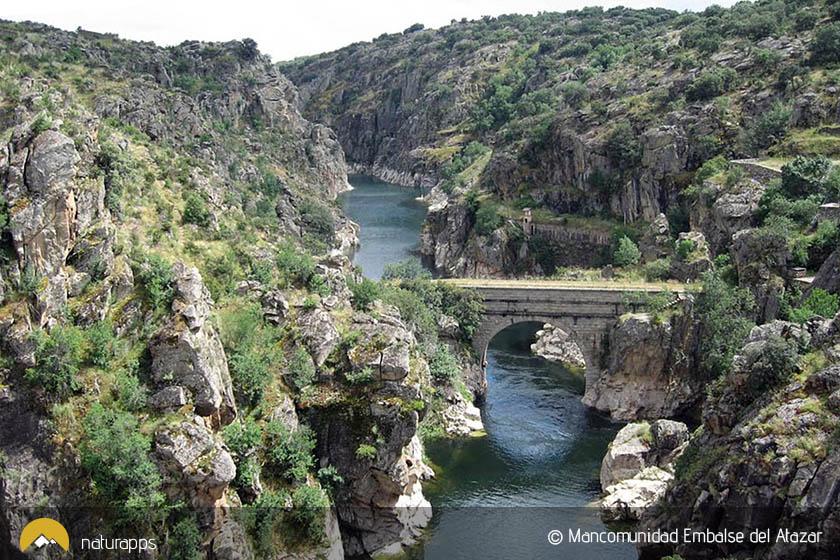 Puente de El Villar (©Mancomunidad Embalse de El Atazar)