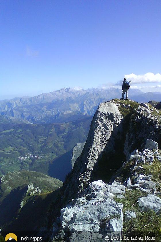 Tiatordos, la montaña perfecta