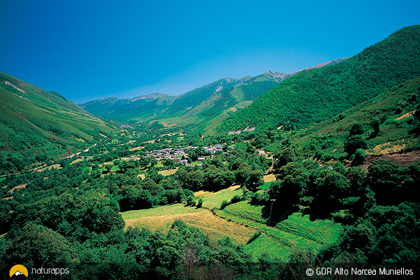 Valle de Degaña (© Alto Narcea Muniellos)