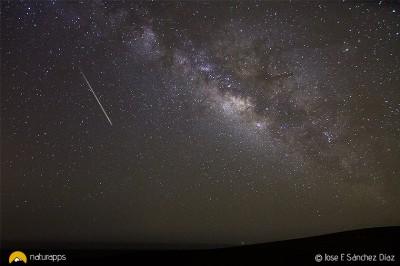 La mejor noche para disfrutar de las estrellas fugaces!