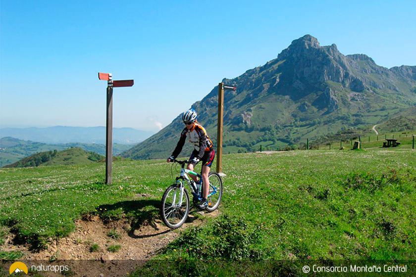 El Anillo Ciclista (GR-208) ya en naturapps
